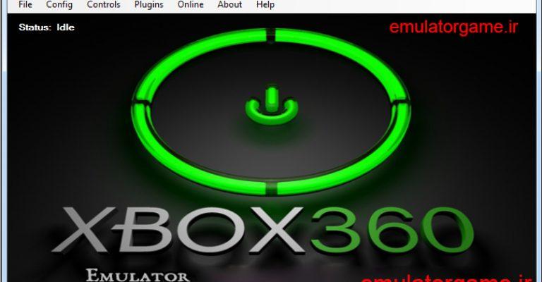 دانلود شبیه ساز Emulator Xbox 360 برای کامپیوتر 2014