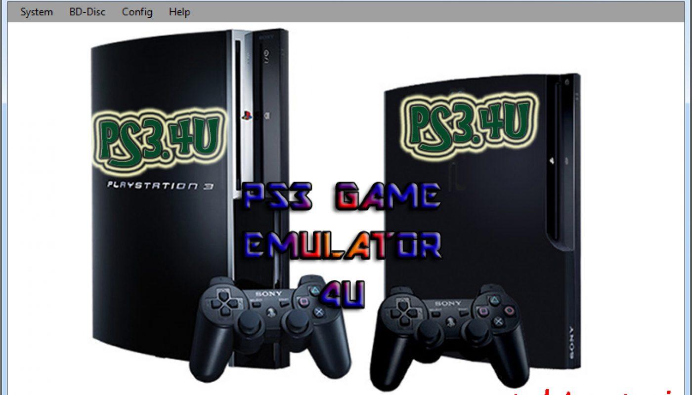دانلود نرم افزار اجرای emulator ps3 کامپیوتر 2015