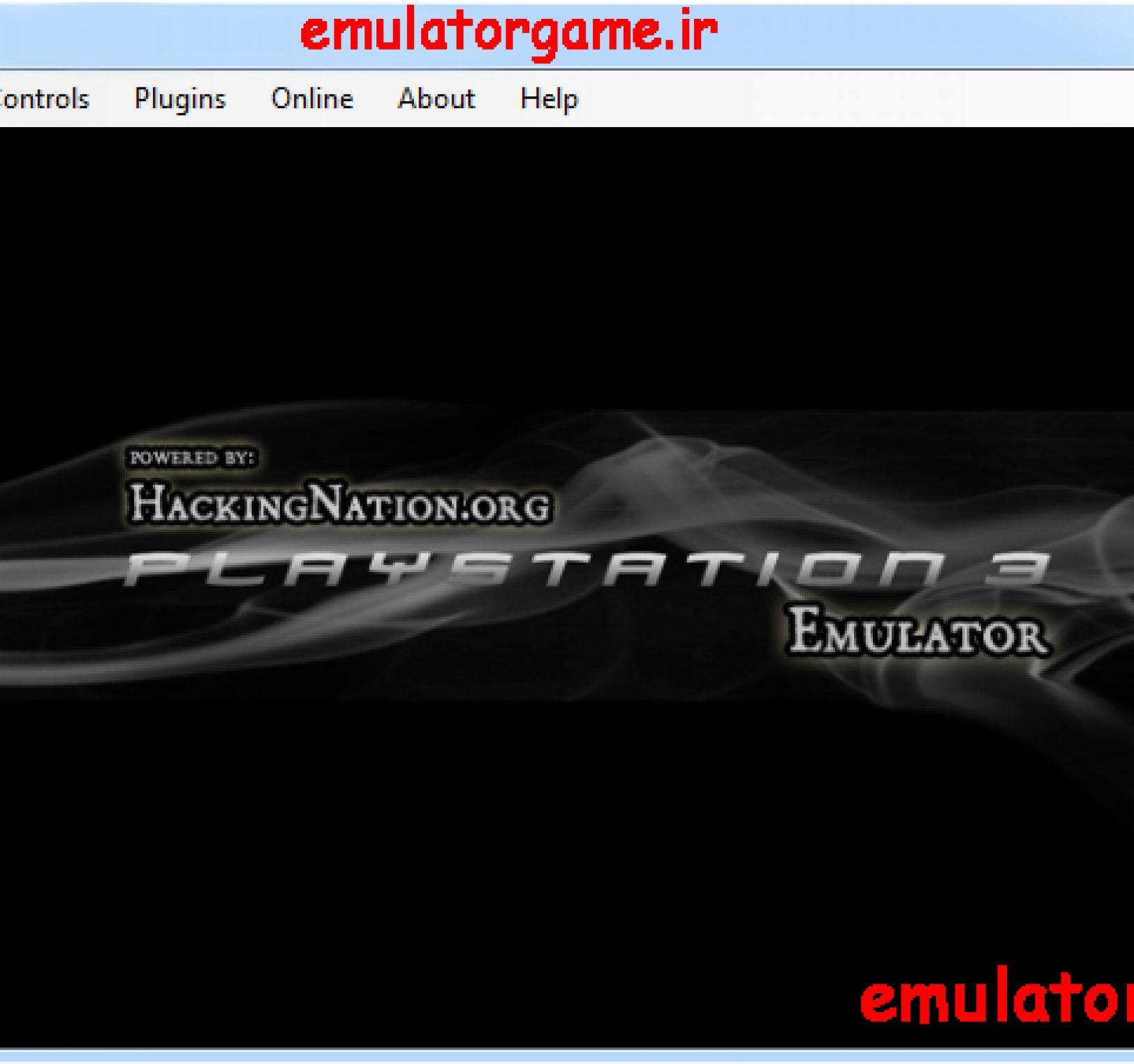 دانلود شبیه ساز Emulator ps3 کامپیوتر 2014