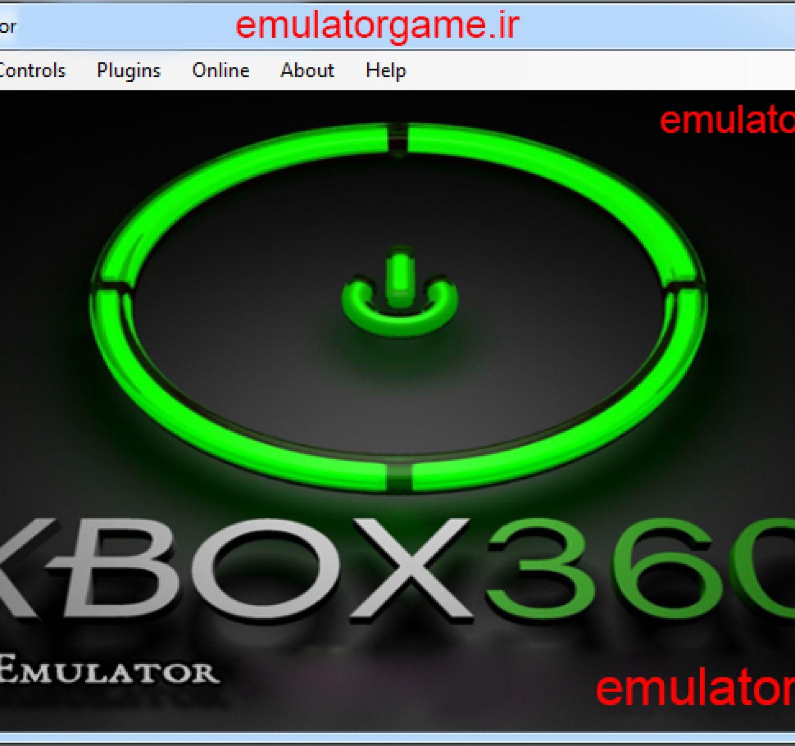 دانلود شبیه ساز Emulator xbox 360 کامپیوتر 2014